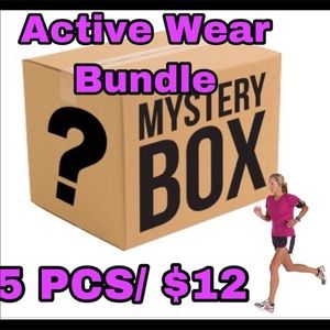 Pants - NWT Mystery box reseller wholesale Active women's